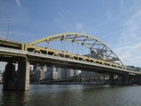 Pittsburgh - Sixth Street Bridge