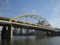 Pittsburgh - Sixth Street Bridge