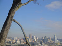 Cincinnati - from Devou Park, Covington, Kentucky