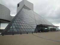 Cleveland - Rock 'n Roll Hall of Fame