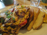 Cleveland -Tremont Lucky's Cafe - The Shipwreck