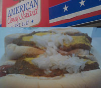 American Coney Island - Detroit