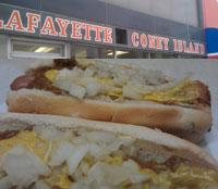 Lafayette Coney Island - Detroit