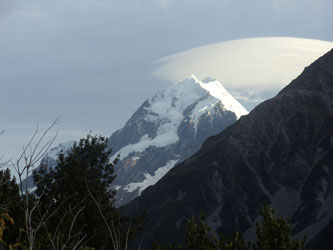 Aokaki - Mount Cook