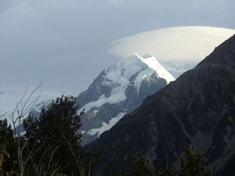 Aokaki - Mount Cook