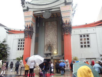 California Grauman's Chinese Theatre - Hollywood