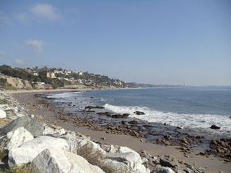 California - Malibu - Pacific Coast Highway