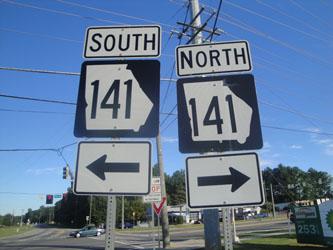 Georgia Highway 141 - Peachtree Industrial Boulevard