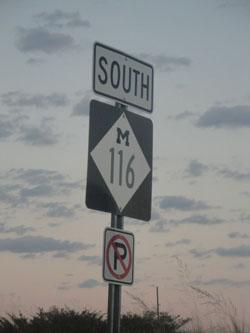 Michigan Highway 116 - Ludington
