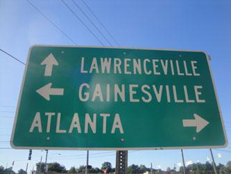 Georgia - Metro Atlanta