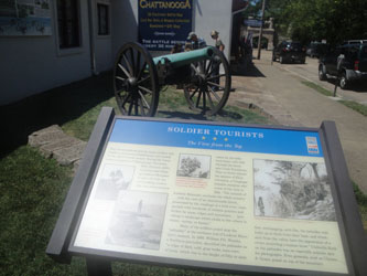 The Battles for Chattanooga Museum