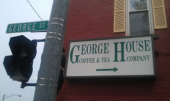 George House Coffee & Tea Company - Findlay, Ohio