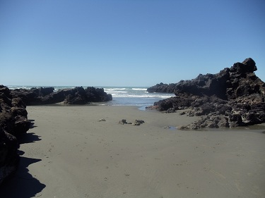 Christchurch, New Zealand - Sumner Beach