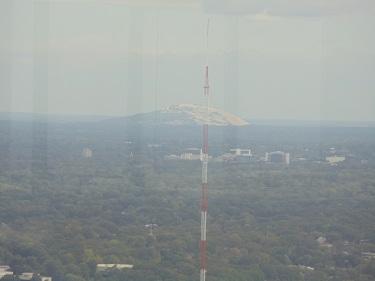 Atlanta, Georgia - Sun Dial, 73rd floor of Westin Hotel