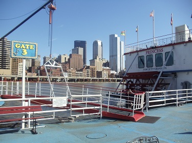 Pittsburgh - Gateway Clipper Fleet pier