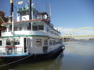 Pittsburgh - Gateway Clipper Fleet - Ferry