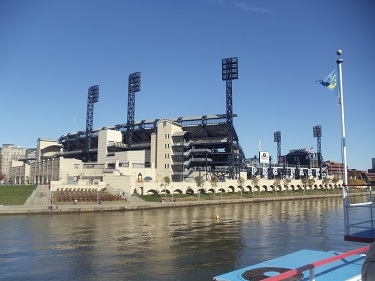 Pittsburgh - Allegheny River - PNC Park