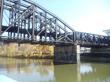Pittsburgh - Allegheny River - Fort Wayne Railroad Bridge