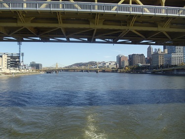 Pittsburgh - Allegheny River
