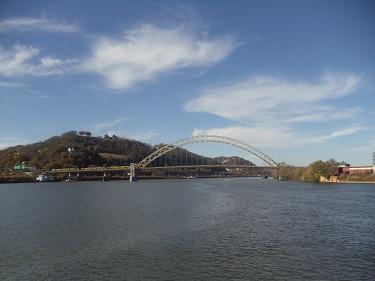 Pittsburgh - Ohio River