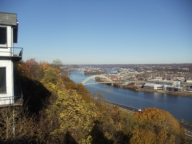 Pittsburgh - Ohio River