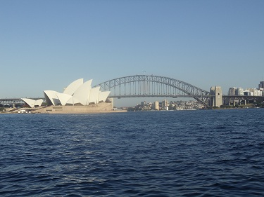 Sydney Opera House, Sydney Harbour Bridge - Australia