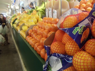 Cleveland - West Side Market - fruits