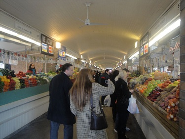 Cleveland - West Side Market - foodies, photography