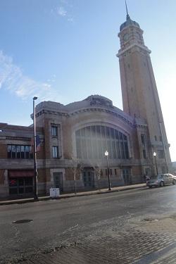 Cleveland - West Side Market - Ohio City neighborhood