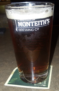Monteith's Beer - New Zealand