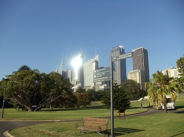 Royal Botanical Gardens - Sydney, New South Wales, Australia