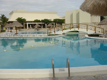 Hyatt Cancun Caribe Resort pool