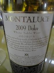 Montaluce Vineyards - North Georgia wine country