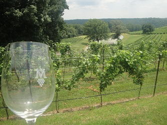 Montaluce Vineyards - North Georgia wine country