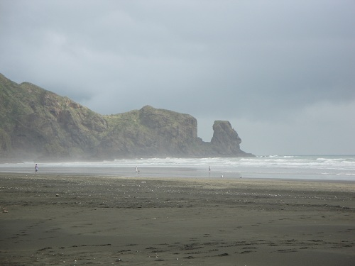 Te Henga, Bethells Beach - New Zealand
