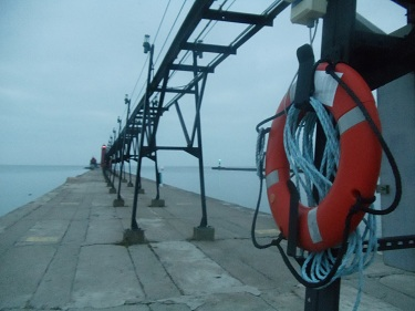 Grand Haven South Pier and Pierhead Inner Light - Lighthouse