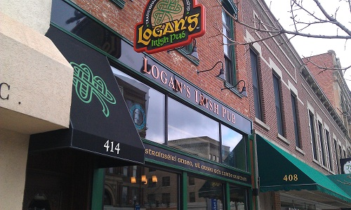 Irish Food, Logan's Irish Pub, Findlay, Ohio