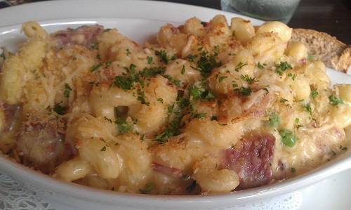 Logan's Mac 'n Cheese, Logan's Irish Pub, Findlay, Ohio
