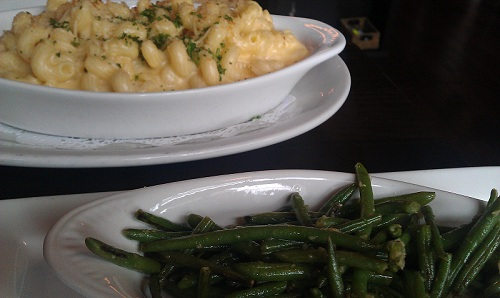 Mac 'n cheese, Logan's Irish Pub, Findlay, Ohio