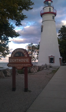 Marblehead Lighthouse State Park, Lake Erie, Ohio