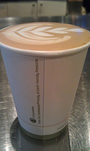 Day Road Trip - The Wormhole Coffee, Wicker Park neighborhood of Chicago