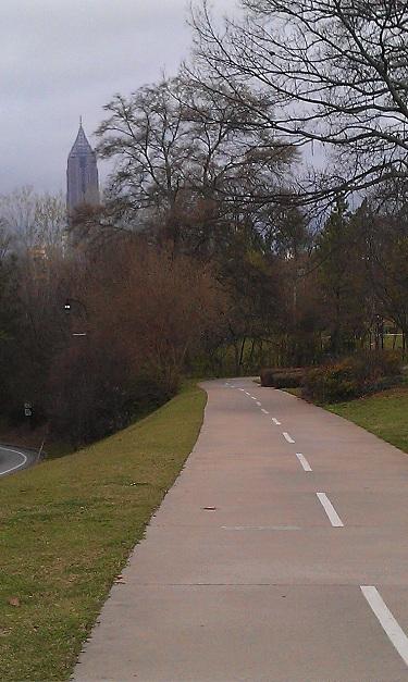 Jimmy Carter Library & Museum - Atlanta, Georgia - park