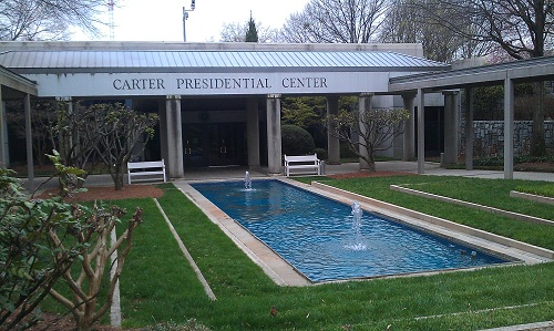 Jimmy Carter Library & Museum - Atlanta, Georgia - presidential