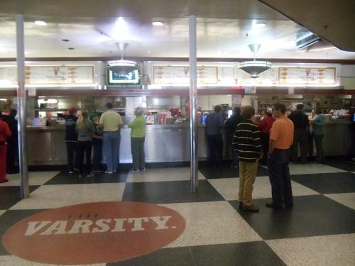 The Varisty - Atlanta - What'll ya have?