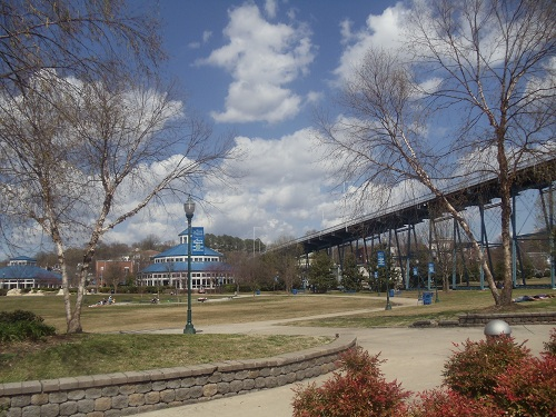 Coolidge Park, Chattanooga, Tennessee
