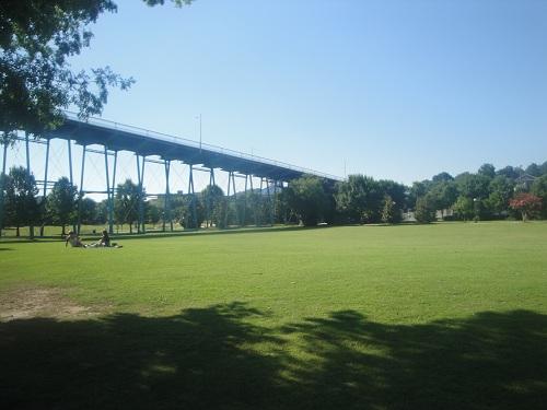 Coolidge Park, Chattanooga, Tennessee