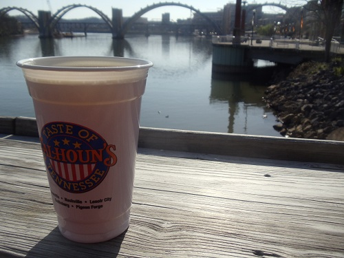Volunteer Landing - Knoxville, Tennessee - Calhoun's on the River