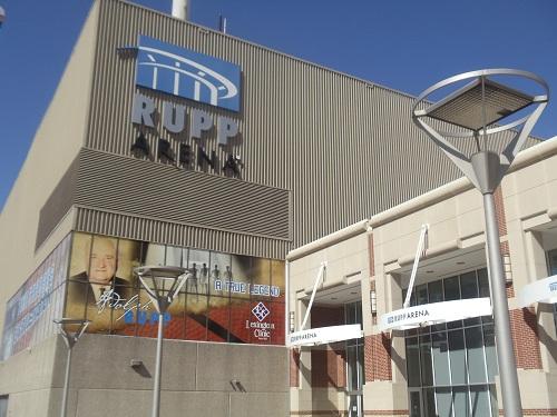 Rupp Arena - Lexington, Kentucky basketball - Big Blue Nation