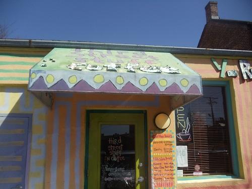 Third Street Stuff and Coffee - Lexington, Kentucky