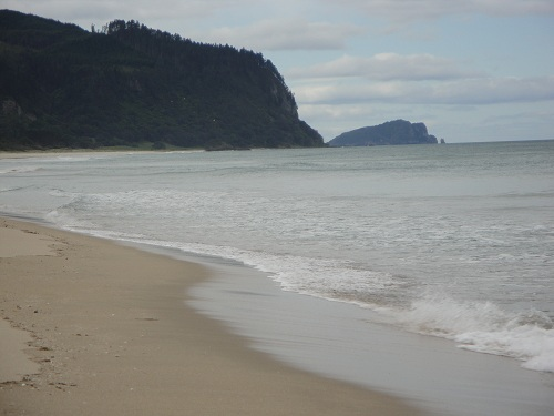 Opoutere Beach - Coromandel Peninsula, New Zealand